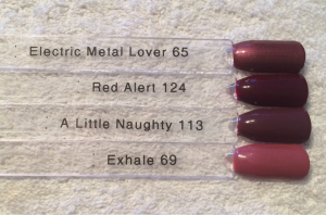 Deep Red Comparisons