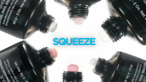 Squeeze polygel colours